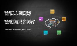 Wellness Wednesday MDHS