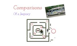 Comparisons of Jeepneys