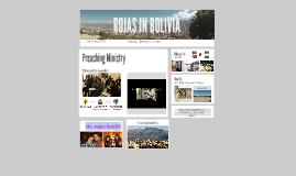 ROJAS' IN BOLIVIA