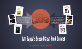 Daft Zappa's Second Great Punk Quintet