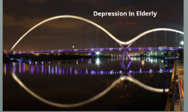 Copy of Depression in Elderly