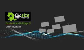 Ekoetxe Green Buildings, Sl