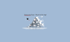 Copy of Datacorp Case - Back to the top!