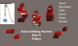 Rube Goldberg Machine