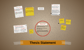 Copy of Analytical Essay Thesis Statement Maulsby