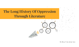 The Long History Of Oppression Through Literature