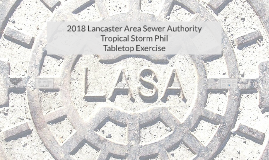 2018 LASA Tabletop Exercise