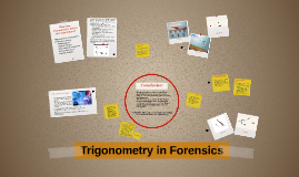 Copy of Trigonometry in Forensics