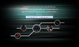 Cyberkultur, Kunstsprachen und Medialität. Hybridisierung und Konflikt der Massenkultur in den minorisierten europäischen geokulturellen Räumen
