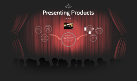 Presenting Products