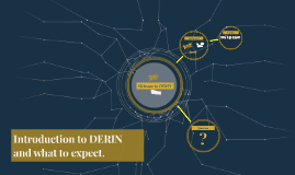 Introduction to DERIN and what to expect.
