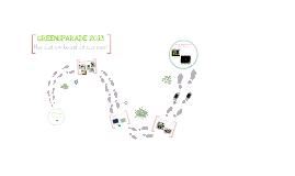 GreensParade 2013