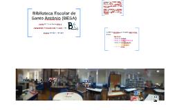 Biblioteca Escolar de Santo António