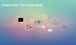 Copy of People Help The People-Birdy