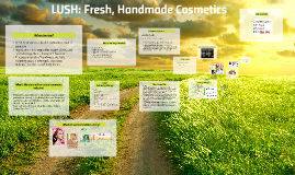 Copy of LUSH: Fresh, Handmade Cosmetics