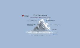 ONLINE - First Step Session: 2019-20 Cohort