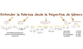 Copy of Mapa Conceptual Entender la Pobreza desde la Perspectiva de Género