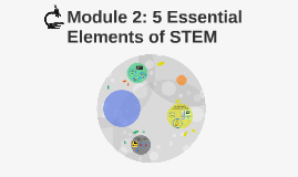 Module 2: 5 Essential Elements of STEM