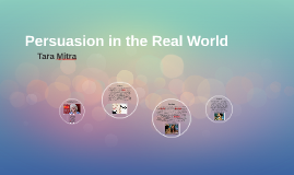 Persuasion in the Real World