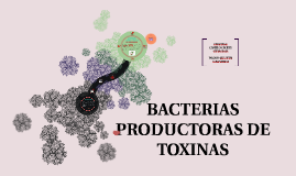 Copy of BACTERIAS PRODUCIDAS POR TOXINAS