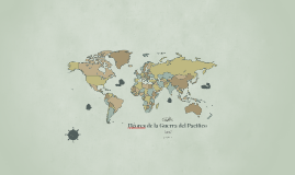 Heores de la Guerra del Pacifico