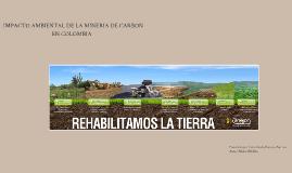 IMPACTO AMBIENTAL DE LA MIENERIA DE CARBON EN COLOMBIA