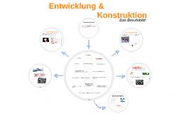 Entwicklung & Konstruktion / Das Berufsbild