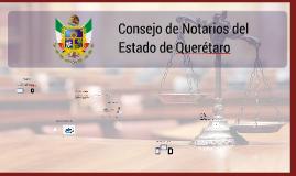 Consejo de Notarios del Estado de Querétaro
