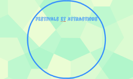 Festivals et attractions