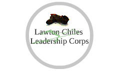 Lawton Chiles Leadership Corps
