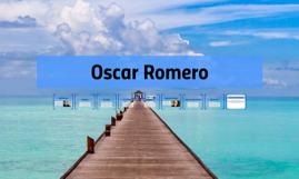 Saint Oscar Romero