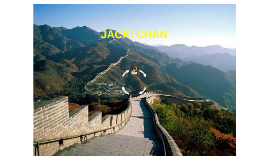 JACKI CHAN