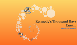 Kennedy's Thousand Days