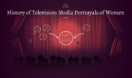 History of Television: Media Portrayals of Women