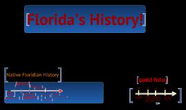 Floridas History