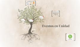 Eventos en unidad