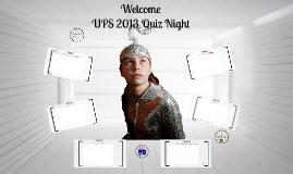 Quiz Night Prezi 2013