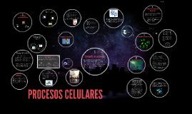 PROCESOS CELULARES