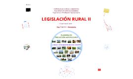 Clase presentación Legislación Rural II - 2014