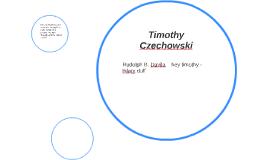Timothy Czechowski