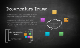 Documentary Drama