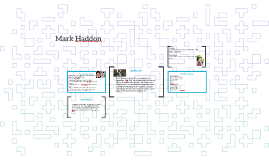 Copy of Mark Haddon