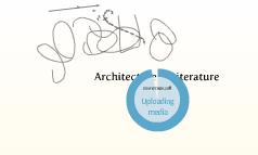 Architecture & Literature