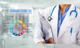 Clinical Trials.bg - Първата онлайн платформа за клинични изпитвания в България!