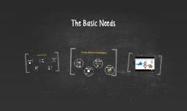 The Basic Needs