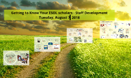 Copy of Copy of Copy of ESOL presentation