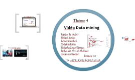 video data mining