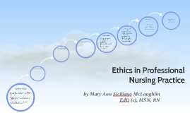 Ethics in Professional Nursing Practice