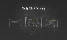 Study Skills & Tutoring
