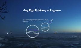 Copy of Ang mga hakbang sa pagbasa.